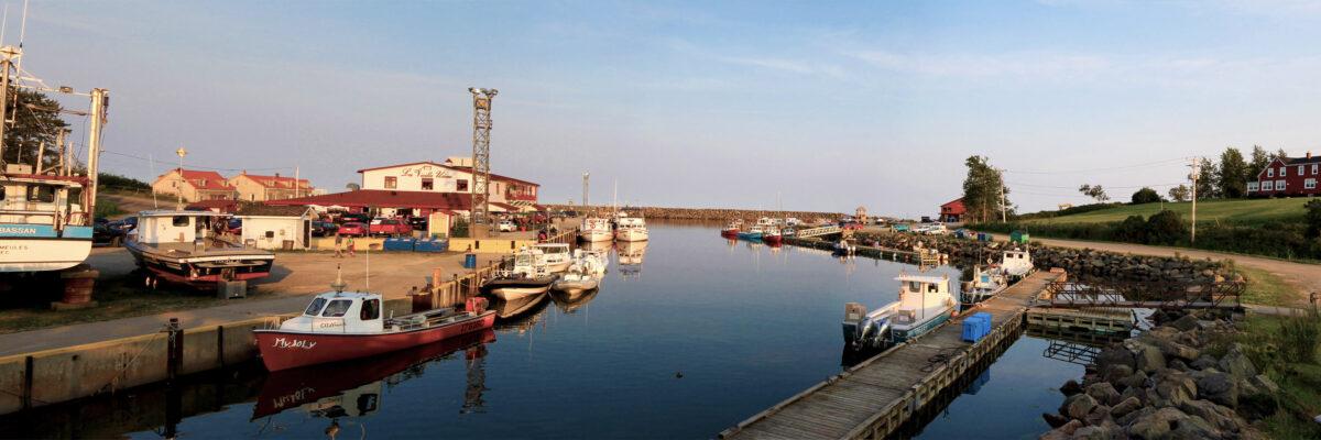 L'économie des pêches au Québec