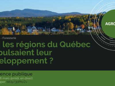Et si les régions propulsaient leur développement?