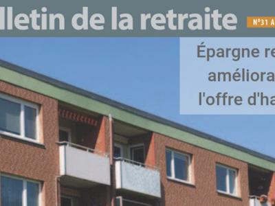 L'amélioration de l'offre d'hébergement et de soins aux personnes retraitées : une occasion à saisir pour les caisses de retraite ?