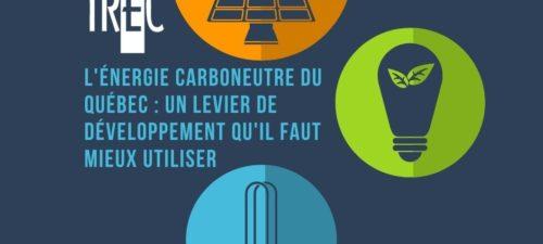 De la spirale de la mort à l'audace industrielle : une nouvelle orientation  nécessaire pour Hydro-Québec